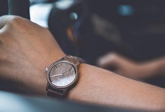 Armbanduhr Holz Mann