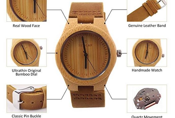 Acmede Bambus Details